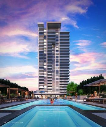 New Condo Tower in Pickering
